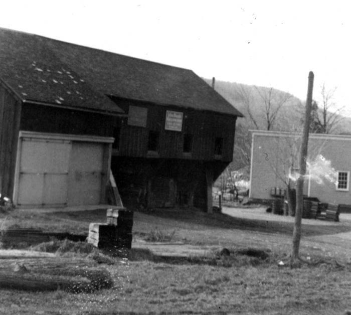 Tour the Mill site – Hanford Mills