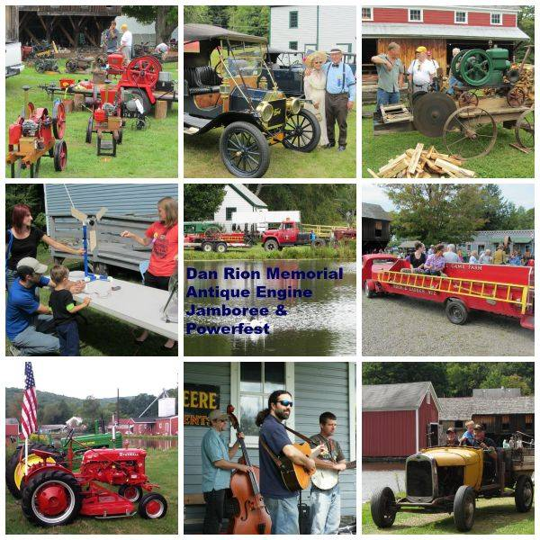 Antique Engine Jamboree & Powerfest