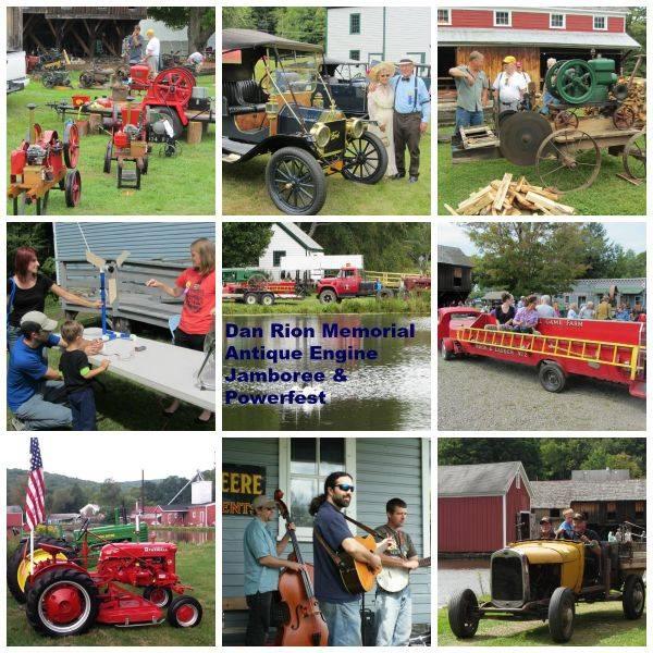 Antique Engine Jamboree & Powerfest