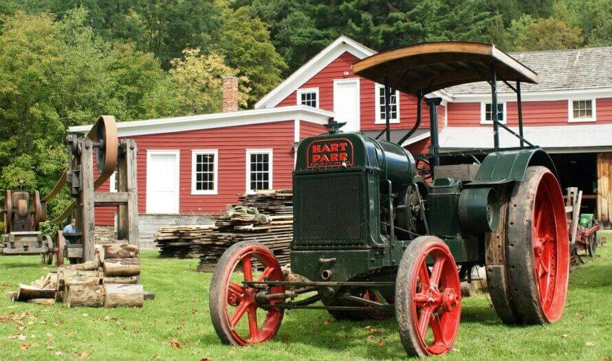 See the ingenuity of the working past at the Antique Engine Jamboree