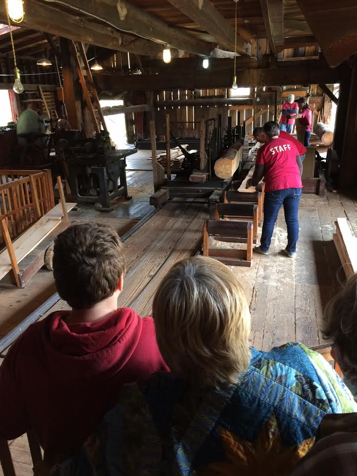 Guided Tours – Hanford Mills