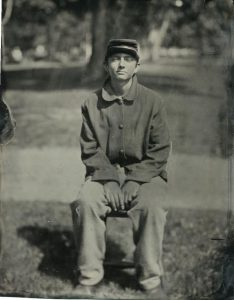 tintype by Kevin Gray