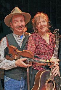 Jay Ungar and Molly Mason