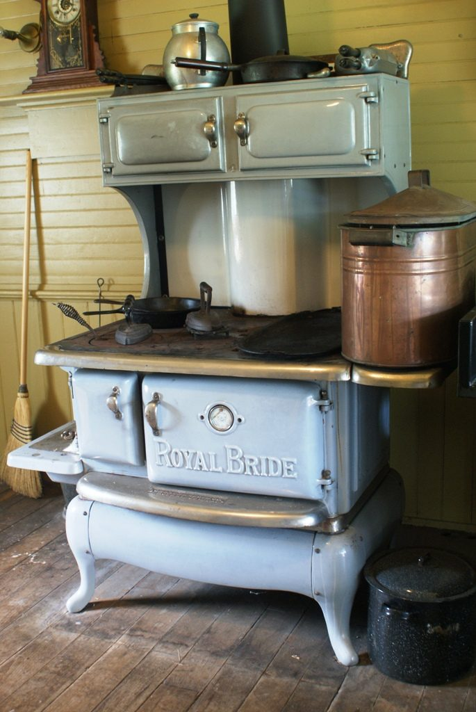 Royal Bride Cook Stove